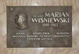 dr Marian Wiśniewski